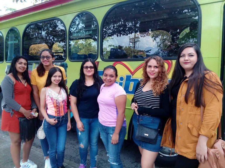 Estudiantes provenientes de: Universidad de Guadalajara y Universidad de Boyacá